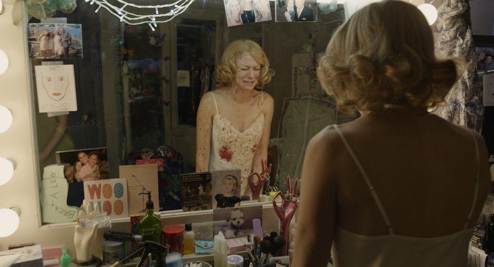 "Naomi Watts as "" Lesley"" in BIRDMAN. Courtesy Fox Searchlight Pictures. Copyright � 2014 Twentieth Century Fox."