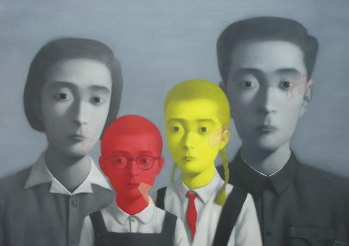 Zhang-Xiaogang_FamNo.2.-2005-web_