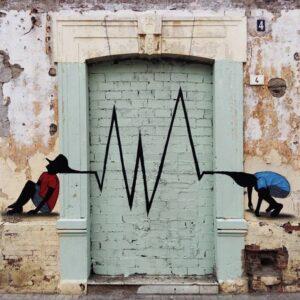 Dadi Dreucol - Street Art - Málaga