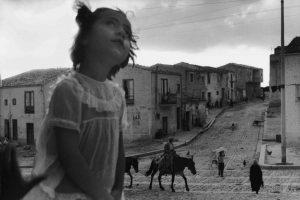 Corleone, Italia. 1959. Sergio Larrain
