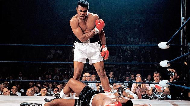 Muhammad Ali vs. Sonny Lister, por Neil Leifer