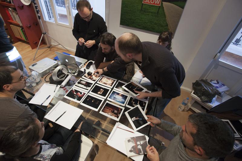 Eduardo Nave curso taller fotografía escuela Mistos Alicante