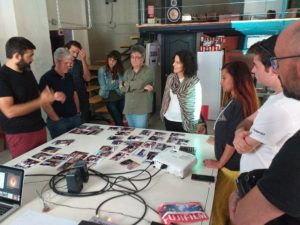 Taller Pablo Chacón edición escuela de fotografía y audiovisuales Mistos Alicante talleres cursos