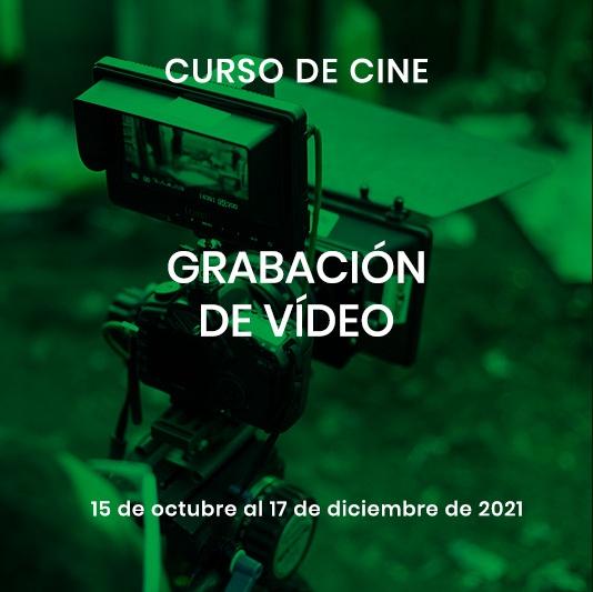 Curso de grabación de vídeo