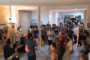 Escuela fotografía audiovisual Alicante Mistos talleres cursos fotografía audiovisual cine