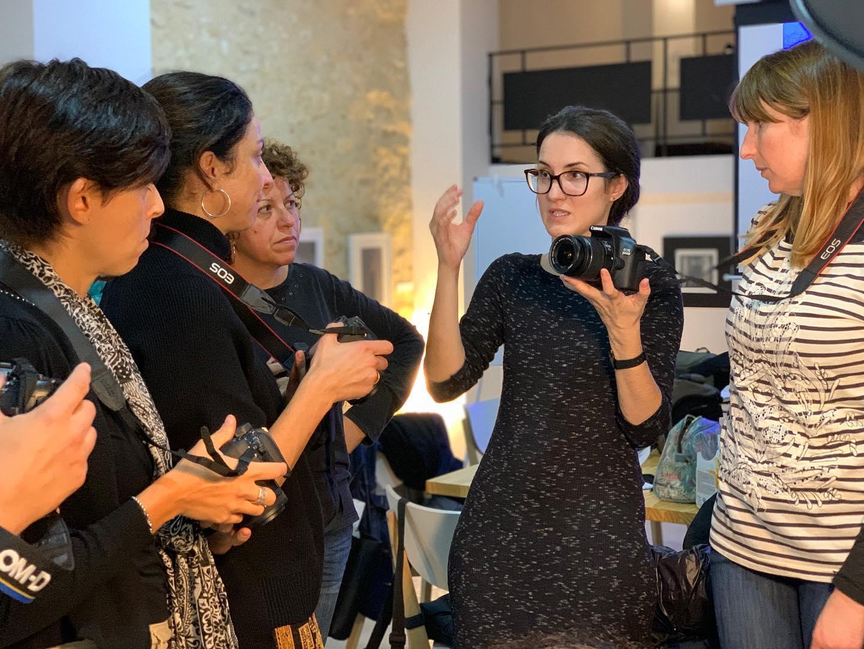 Curso fotografía Nivel Iniciación Mistos Alicante talleres audiovisual