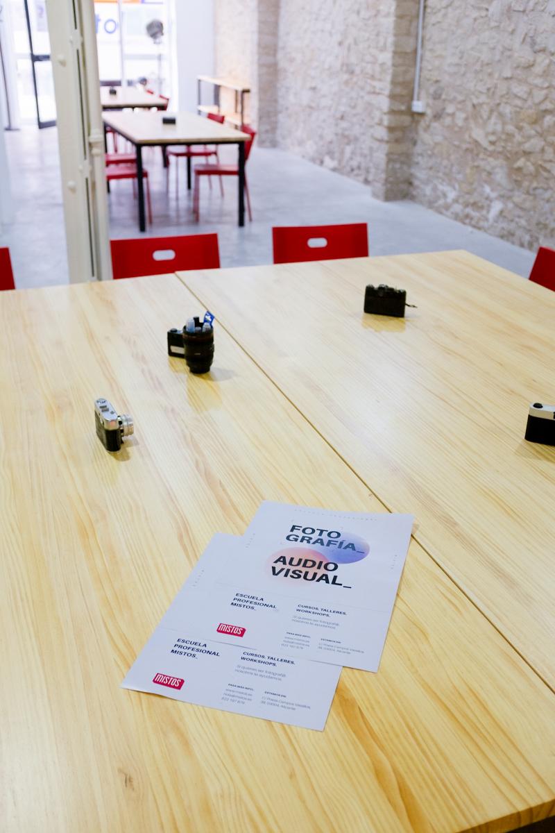 Escuela de fotografía y audiovisuales Mistos talleres cursos fotografía cine