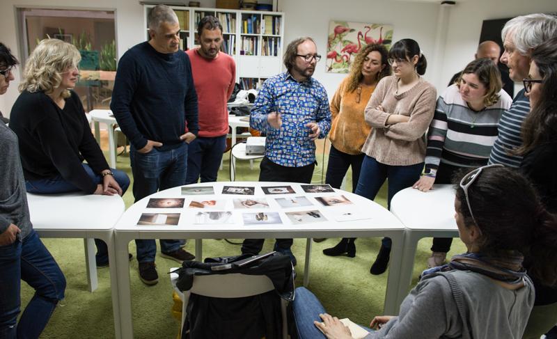 Escuela de fotografía y audiovisuales Mistos talleres cursos cine audiovisual fotografía