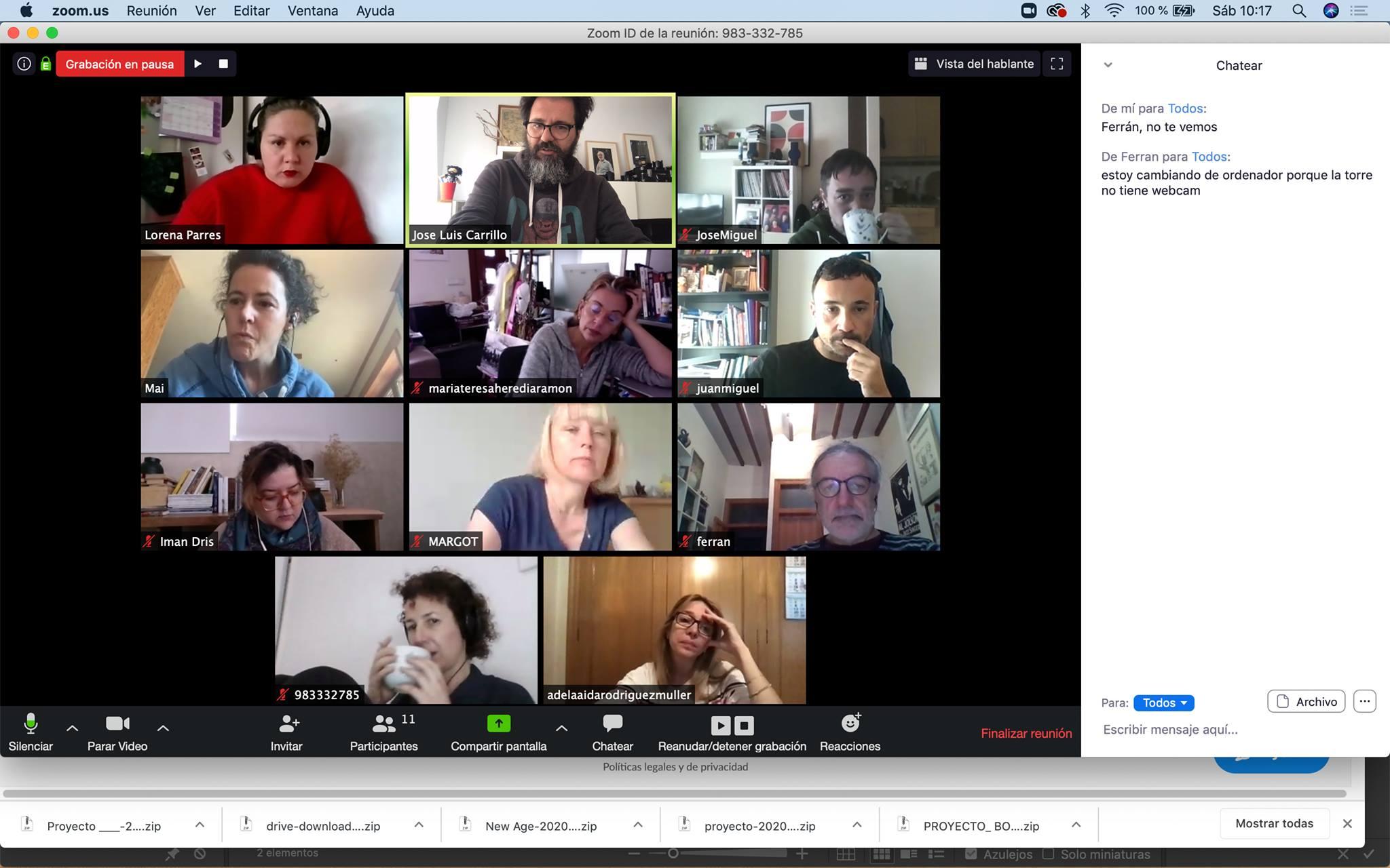 Taller online curso iniciación a la fotografía escuela Mistos Alicante