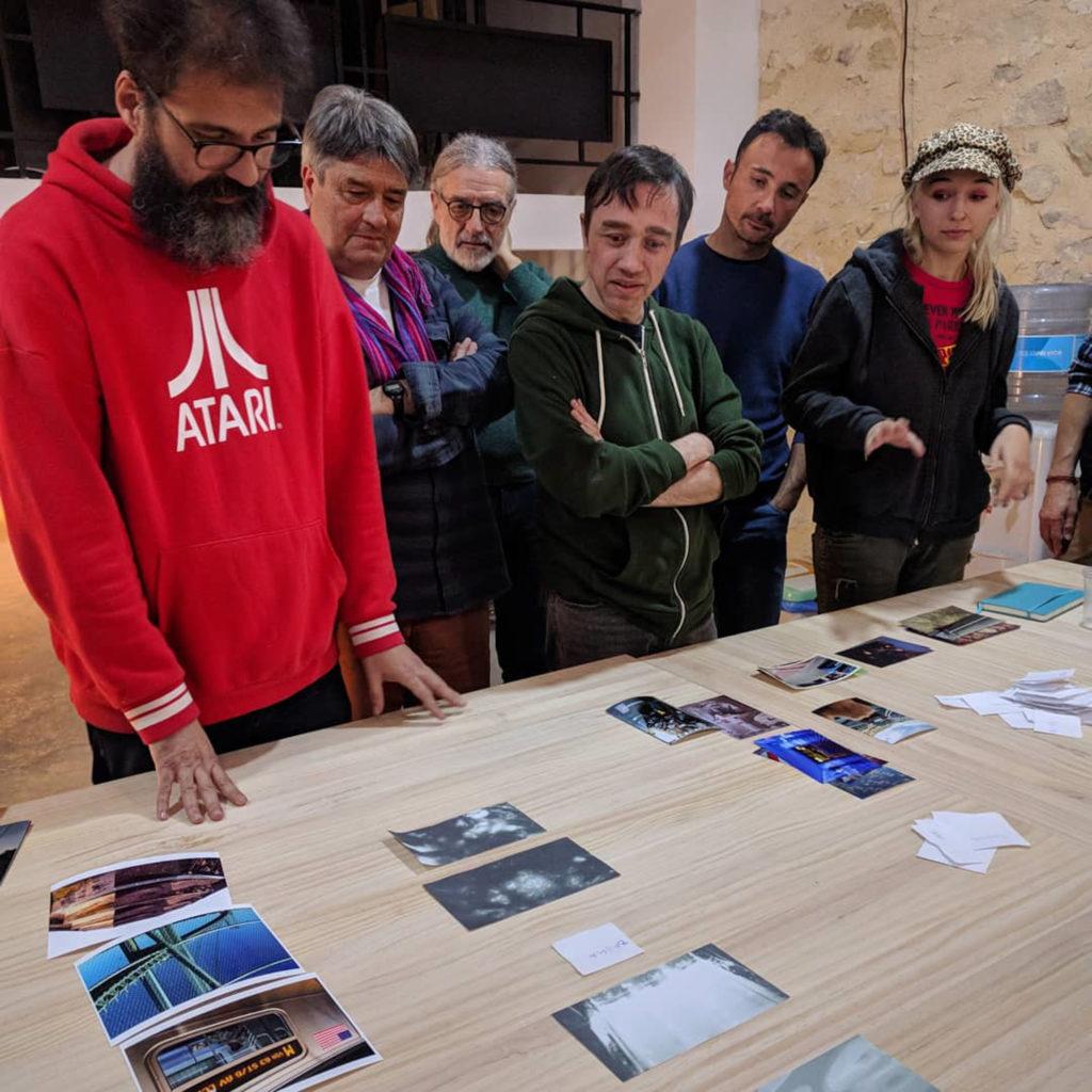 Laboratorio de Proyectos fotografia escuela taller alicante mistos